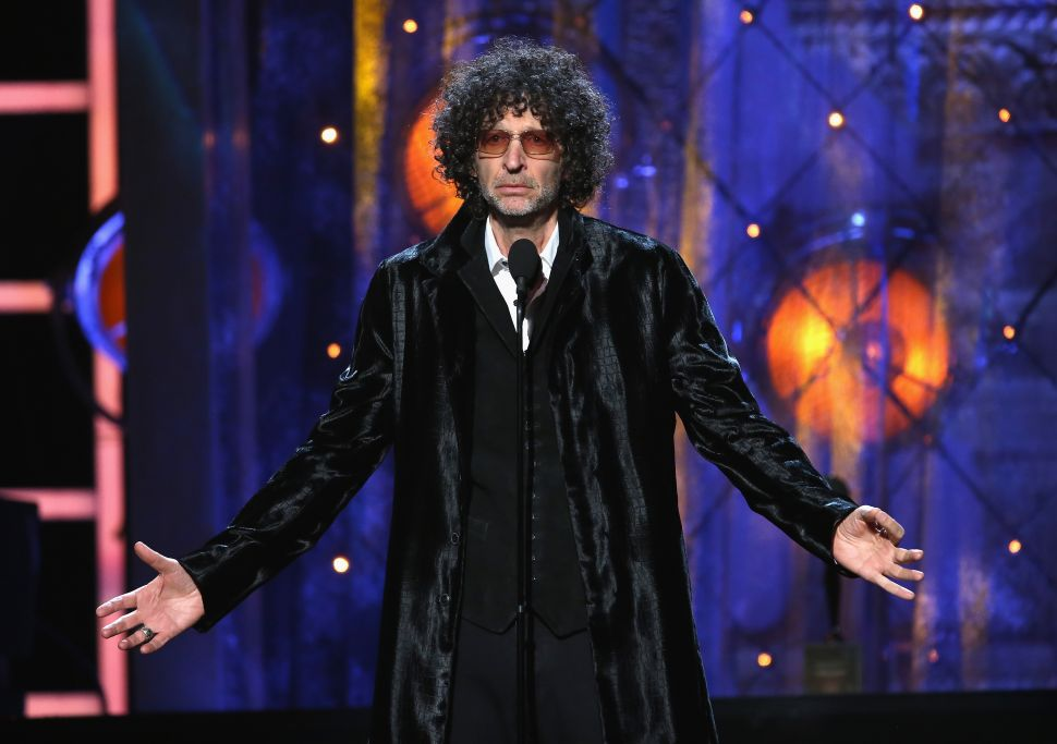 Howard Stern Details Donald Trump's Ratings of Angelina Jolie, Ivanka & Other Women