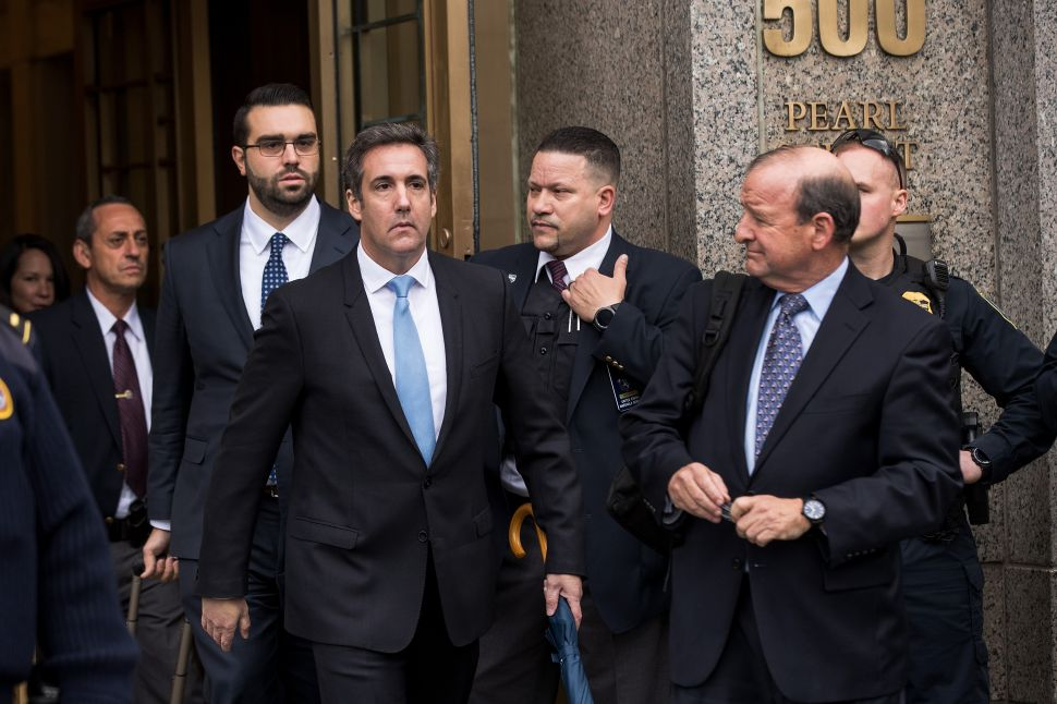 Stormy Daniels' Attorney Alleges Michael Cohen Received $500,000 Kremlin Payout