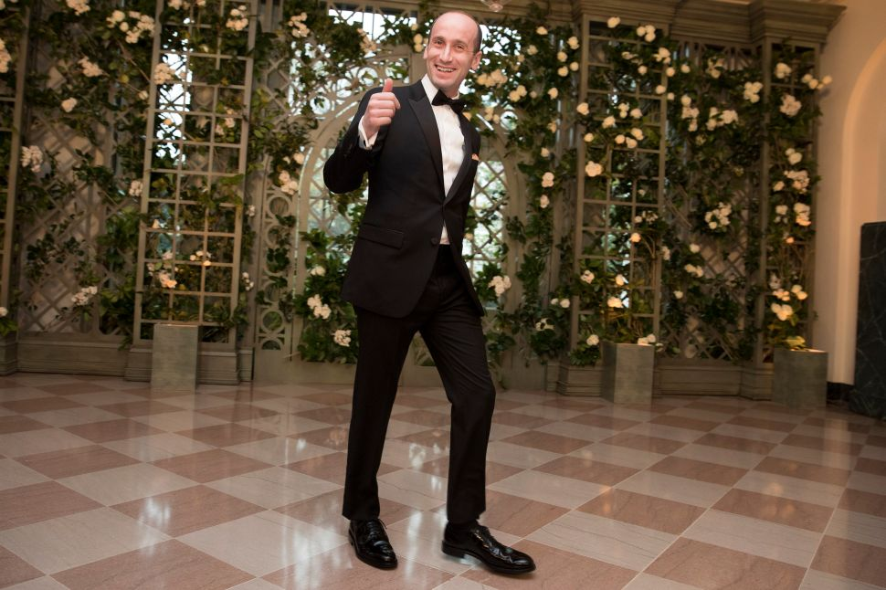 Stephen Miller Likens 'The Dark Knight Rises' to the French Revolution