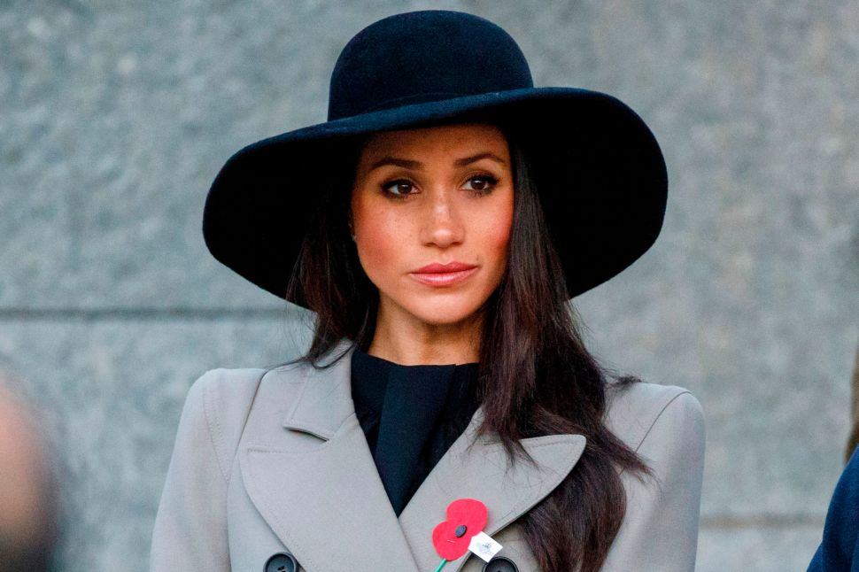 Meghan Markle's Royal Wedding Prep Includes Sculpting Inner Facials and Pilates