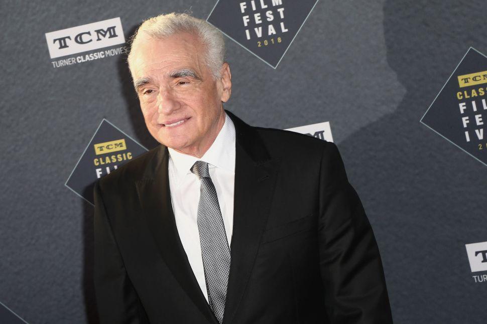 Martin Scorsese Is Facing a Foreclosure Plot Twist