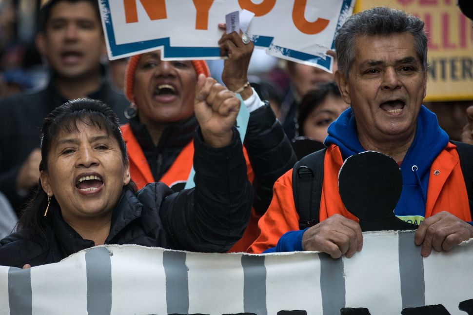 ICE Arrested More NYC Immigrants in the Months Following Trump's Inauguration