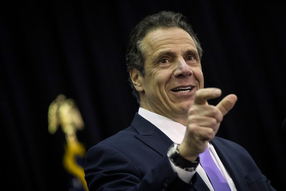 Despite the Cynthia Nixon Effect, Andrew Cuomo Is Still Leading Among New York Voters