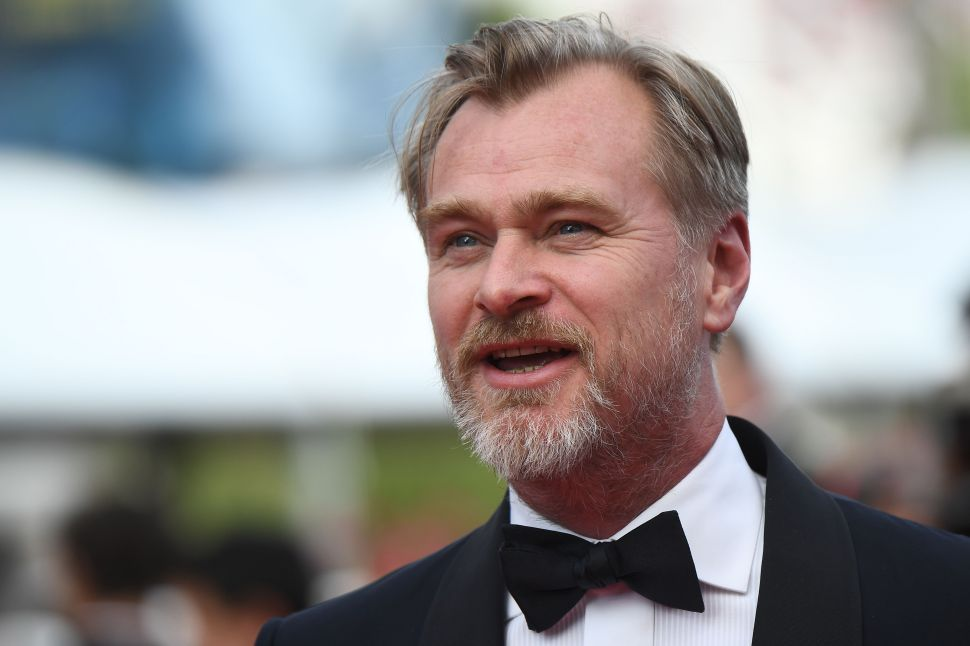 What Should Christopher Nolan Do Next?