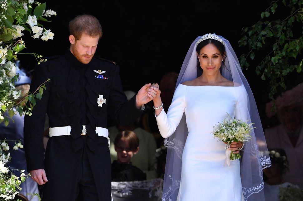 You Can Purchase a Royal Wedding Gift Bag On eBay