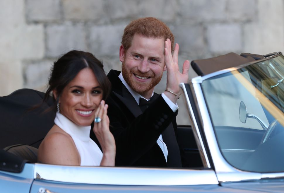 Prince Harry and Meghan's Wedding Venue Will Host Another Royal's Nuptials This Weekend