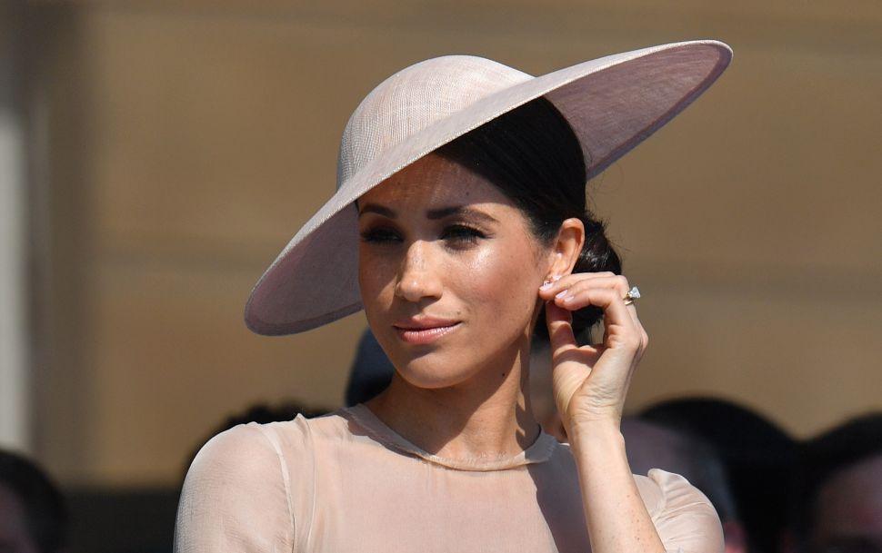 Queen Elizabeth Gave Meghan Markle a Star Spot at Buckingham Palace