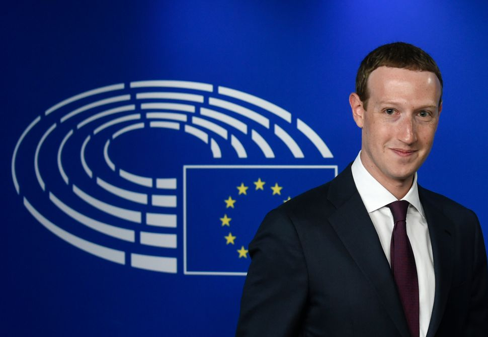 European Parliament Grills Mark Zuckerberg—Better Questions, Same Canned Answers