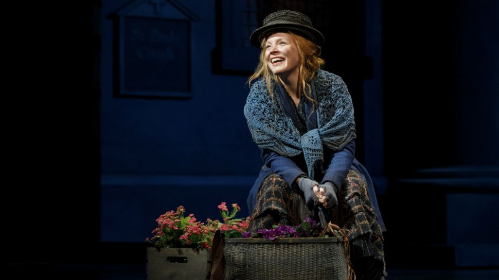 A New Revival of 'My Fair Lady' Dazzles…Until It Doesn't