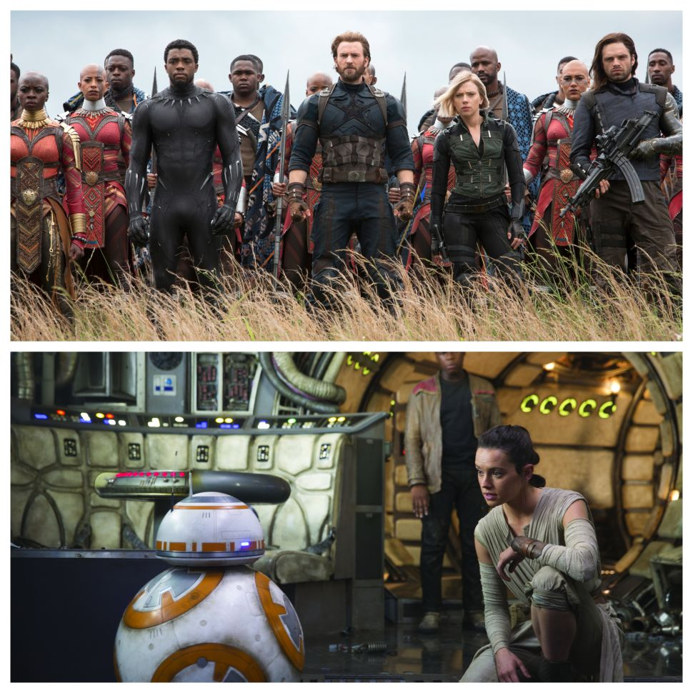 Is Marvel the 'Star Wars' of Our Generation?