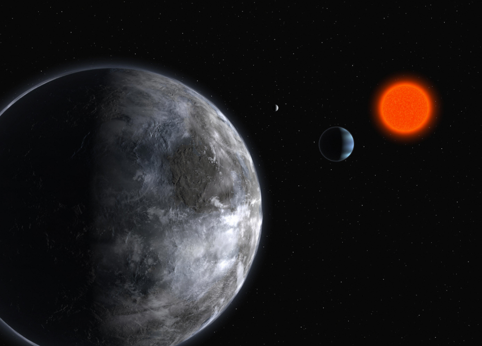 Aliens on 'Super-Earths' Might be Trapped on Those Worlds Forever