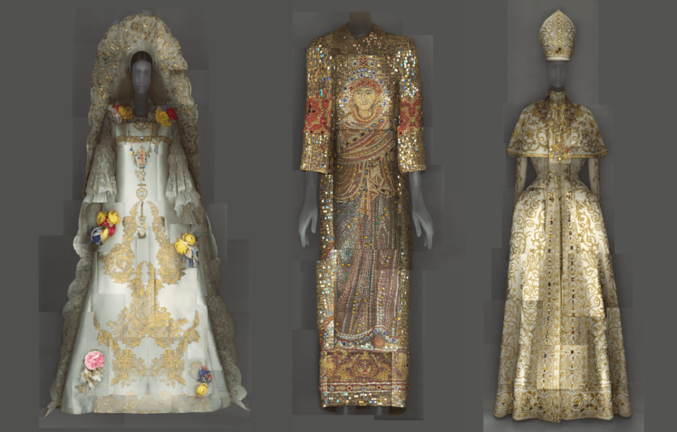 The Met's 'Heavenly Bodies' Curator on How Catholicism Influences Fashion