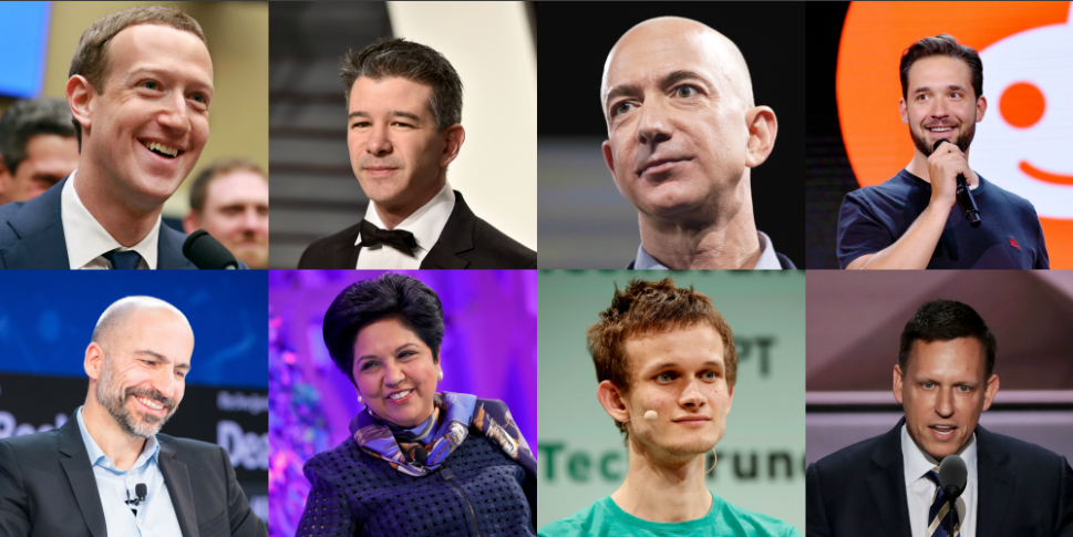 Pronunciation Guide: 11 Celebrity CEOs With Incredibly Difficult Last Names