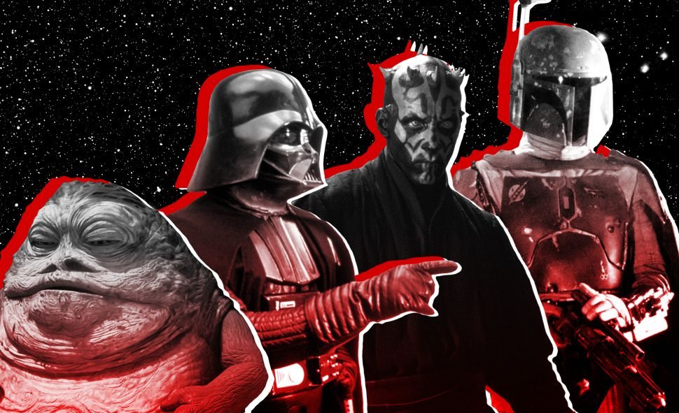 Who Is The Coolest 'Star Wars' Movie Villain?