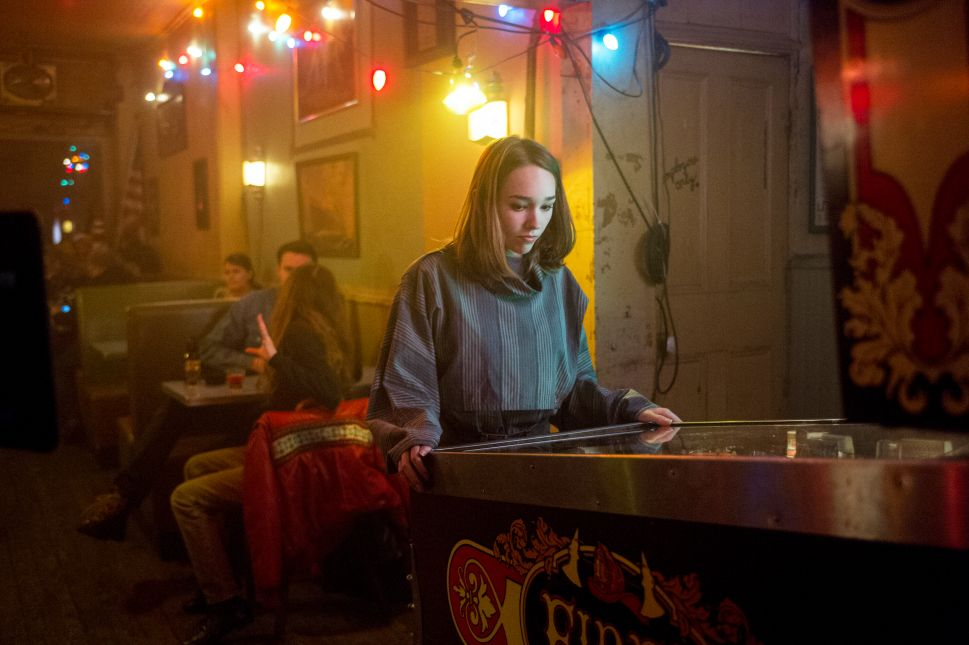 'The Americans' Star Holly Taylor Talks On-Set Dynamics and Learning to Cry on Cue