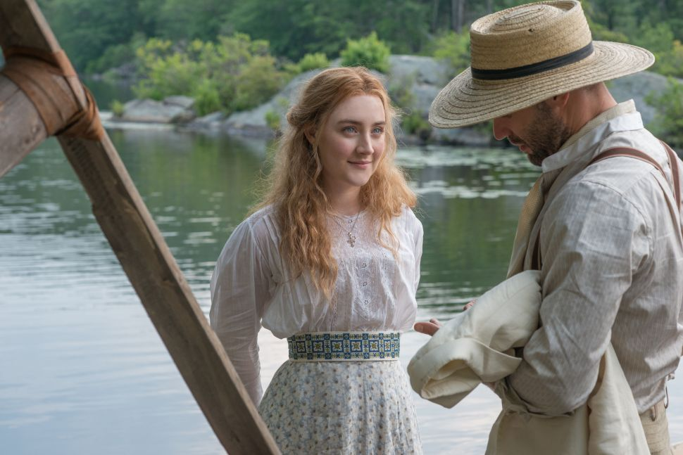Saoirse Ronan Is Properly Tragic in Tedious, Soul-Searching 'The Seagull'