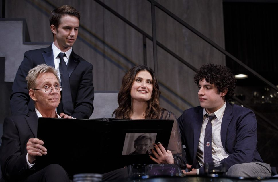 Playwright Joshua Harmon Makes the Same Big Mistake With 'Skintight'