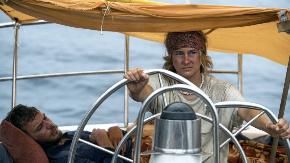 Four Stars: Shailene Woodley (and Everything Else) Is Perfect in 'Adrift'