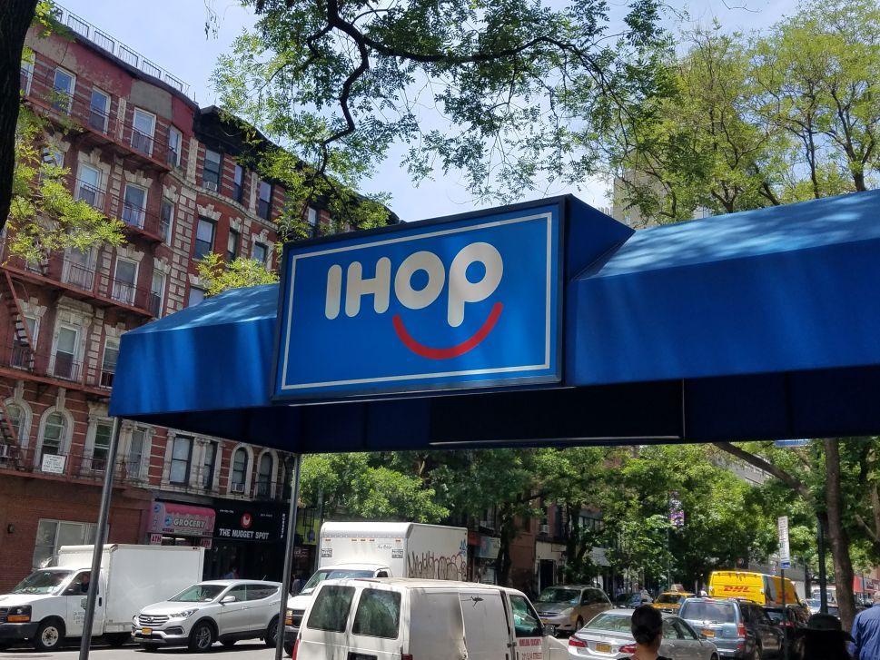 IHOP Is Now IHOb, But Are The Burgers Any Good? A Taste Test.