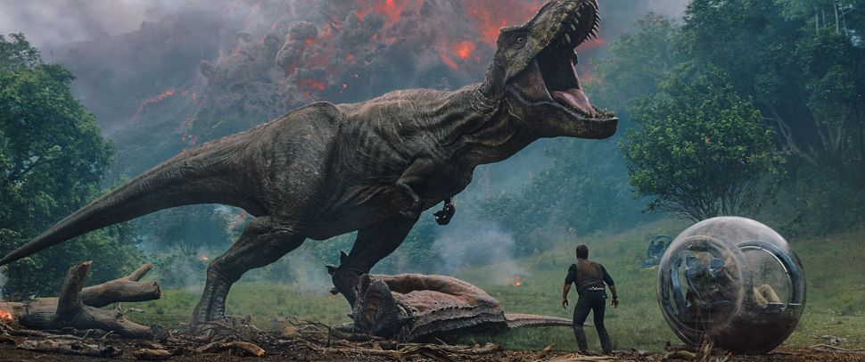 For the Love of God, Will Someone Put 'Jurassic World' Out of Its Misery?
