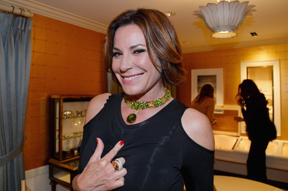 Money Can Buy You Real Housewife Luann de Lesseps' Sag Harbor Retreat