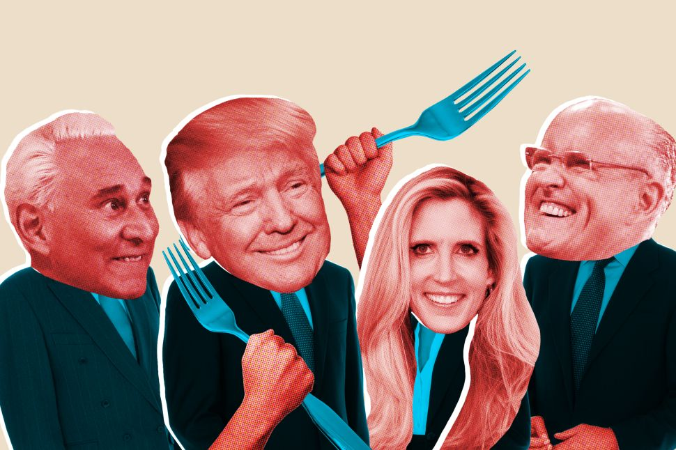 How the Upper East Side's Beach Café Became a Watering Hole for Trump Titans