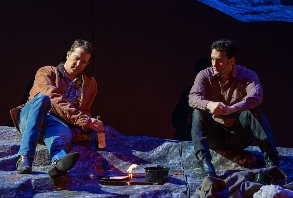 'Brokeback Mountain' Opera Sings of Gay Love—Minus the Passion