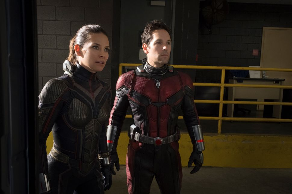Can Marvel Afford to Go Small With 'Ant-Man and the Wasp' After 'Infinity War'?