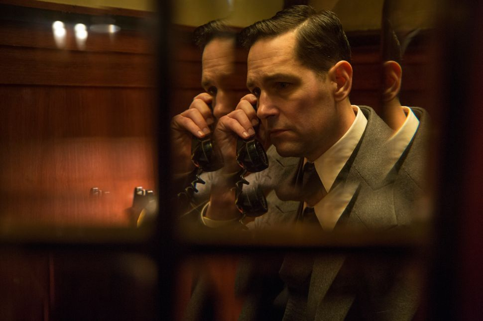 'The Catcher Was a Spy' Lacks Thrill—but Paul Rudd Plays the Best Role of His Career