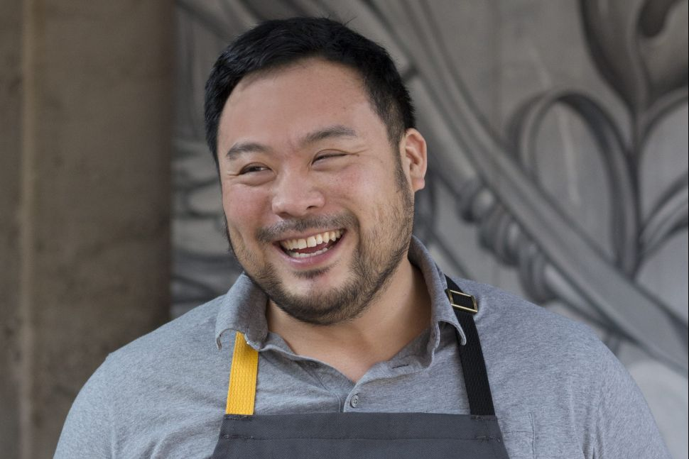 'Ugly Delicious' Director Morgan Neville On What It's Like Working With David Chang