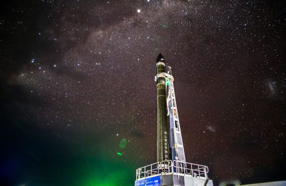 Newcomer Rocket Lab Hopes to Dent SpaceX's Dominance in the Small Satellite Market