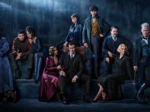 Fantastic Beasts 3 JK Rowling Harry Potter