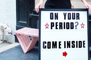 Flex period sex-safe menstrual disc