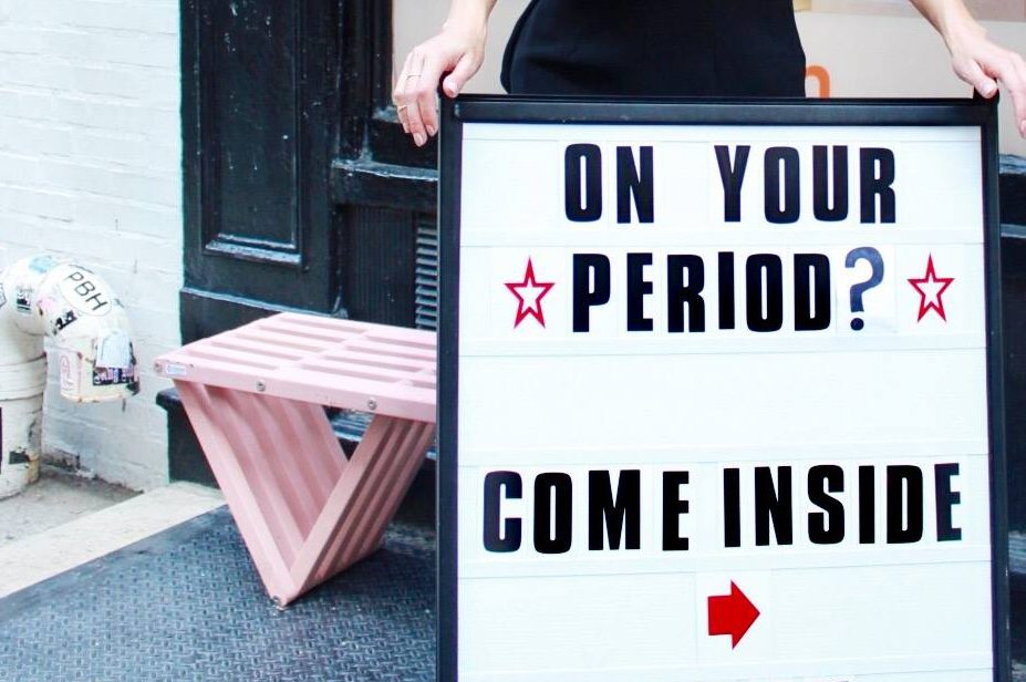 This Startup Encourages Period Sex With a Tampon Alternative