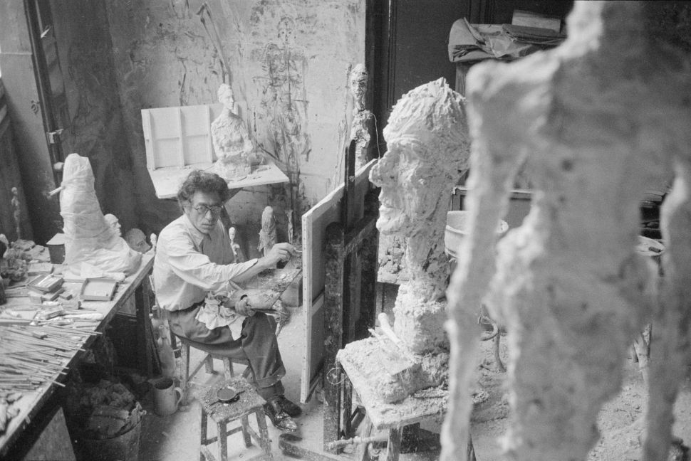 The Guggenheim's Giacometti Show May Surprise You, If You Know Where to Look
