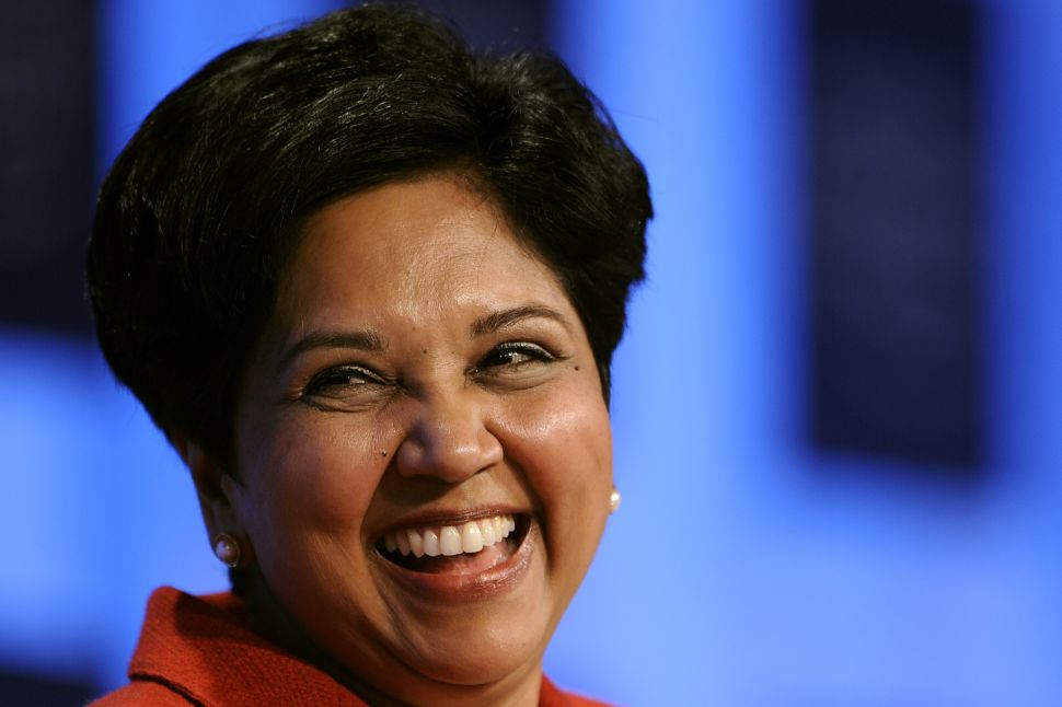Indra Nooyi's Mom Wanted Her to Get Married at 18 While Aspiring to Be Prime Minister