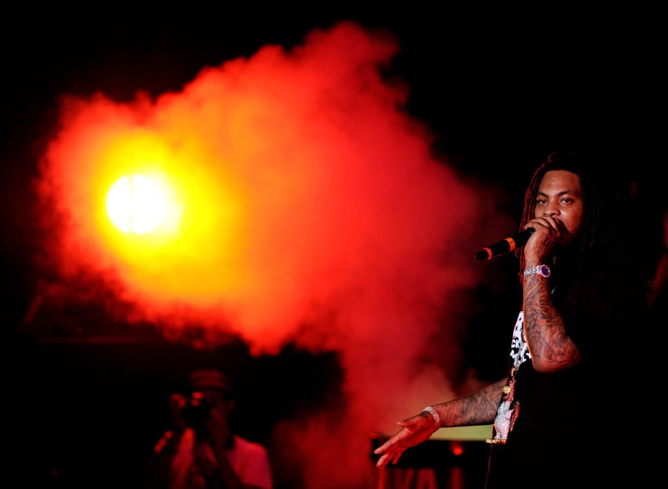 Ann Coulter, Waka Flocka Flame and Hotel Moguls Pow-Wow at Manhattan Nightclub