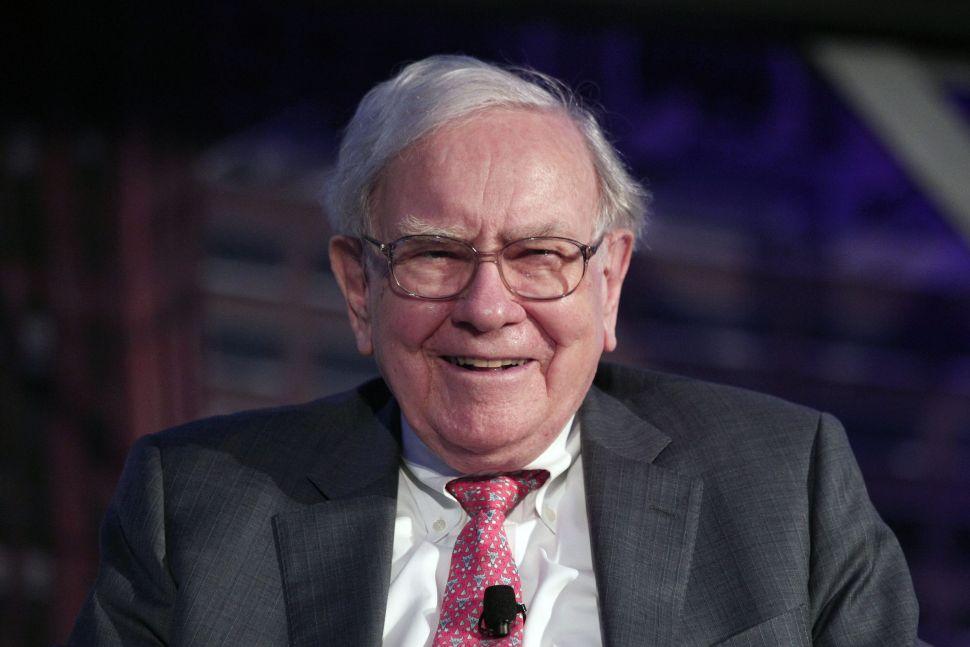 Warren Buffett, Mark Zuckerberg Had the Smallest CEO-Worker Pay Gaps in 2017