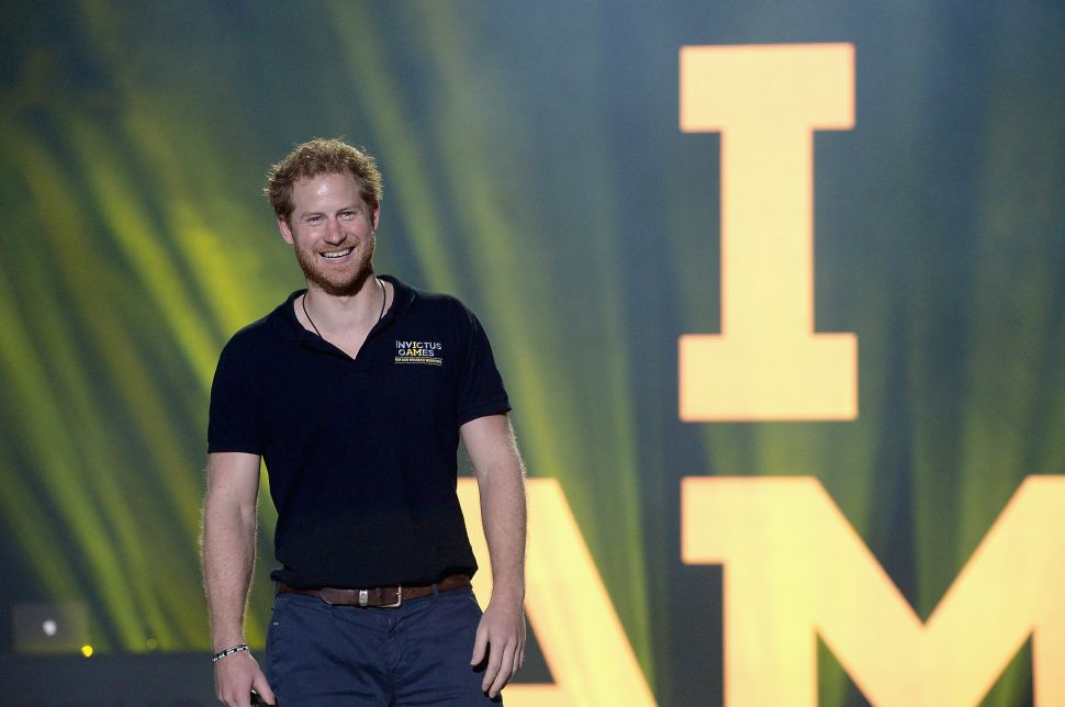 What Exactly Are Prince Harry's Invictus Games?