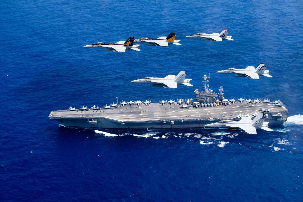 Chinese Theft of US Navy's Secrets Reveals DoD's Lackadaisical Security