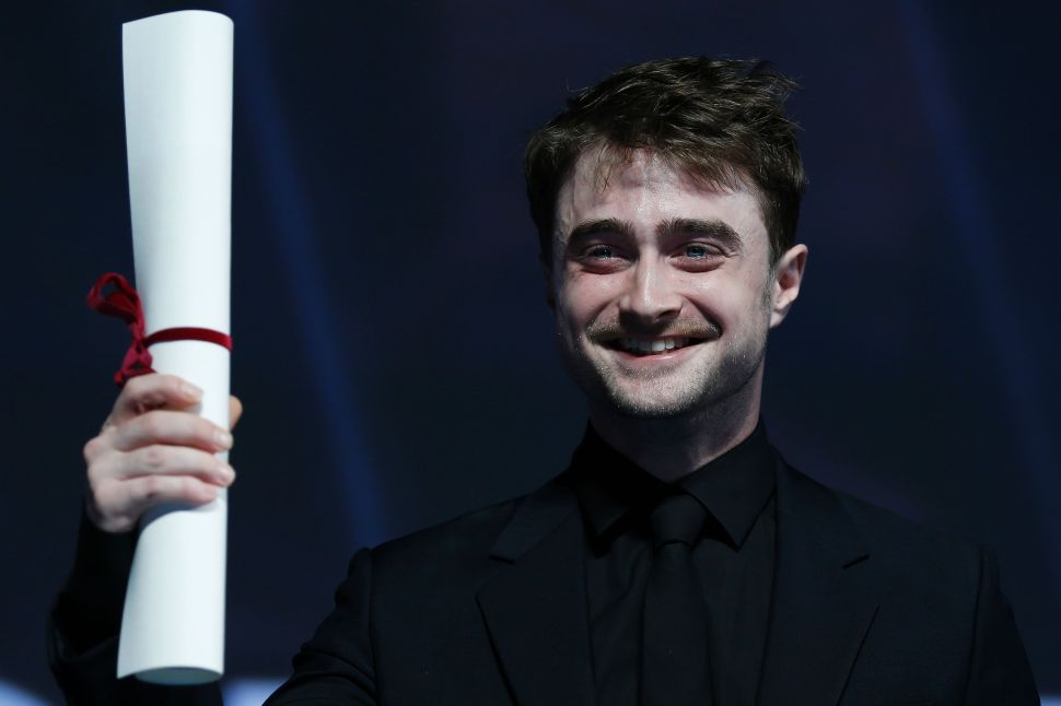 Daniel Radcliffe Will Fight for Ethical Journalism in New Broadway Play