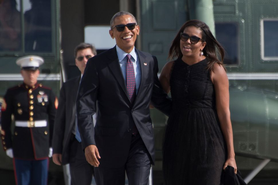 The Obamas Are Back to Living Their Best Vacation Lives on a Family Trip to Provence