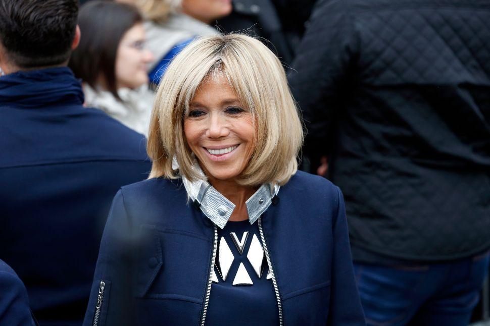 Brigitte Macron Is Giving Élysée Palace a $117 Million Makeover