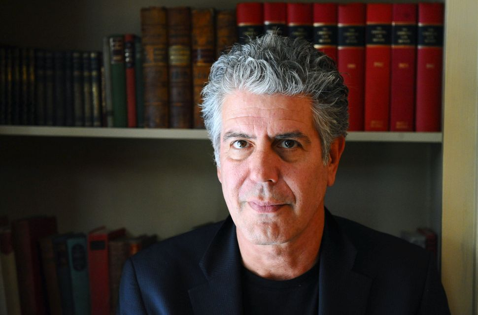Anthony Bourdain, Suicide, and Grace