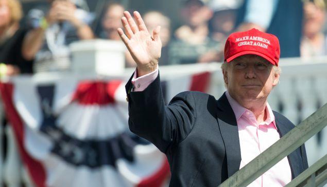 Donald Trump Bedminster New Jersey Trip