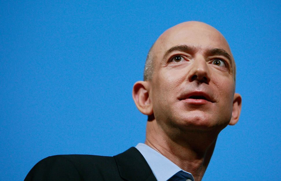 What Has Jeff Bezos Chosen to Spend His $140B On? We Have 4 Guesses.