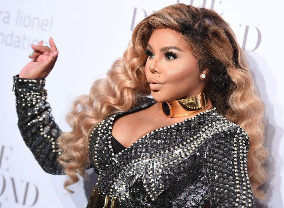 Lil Kim Honored by NYC Council for African-American Music Appreciation Month