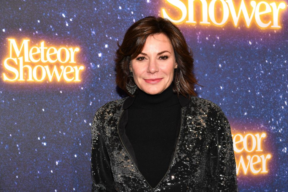 Discount, C'est La Vie: Countess Luann Cut $500,000 Off Her Hamptons Home