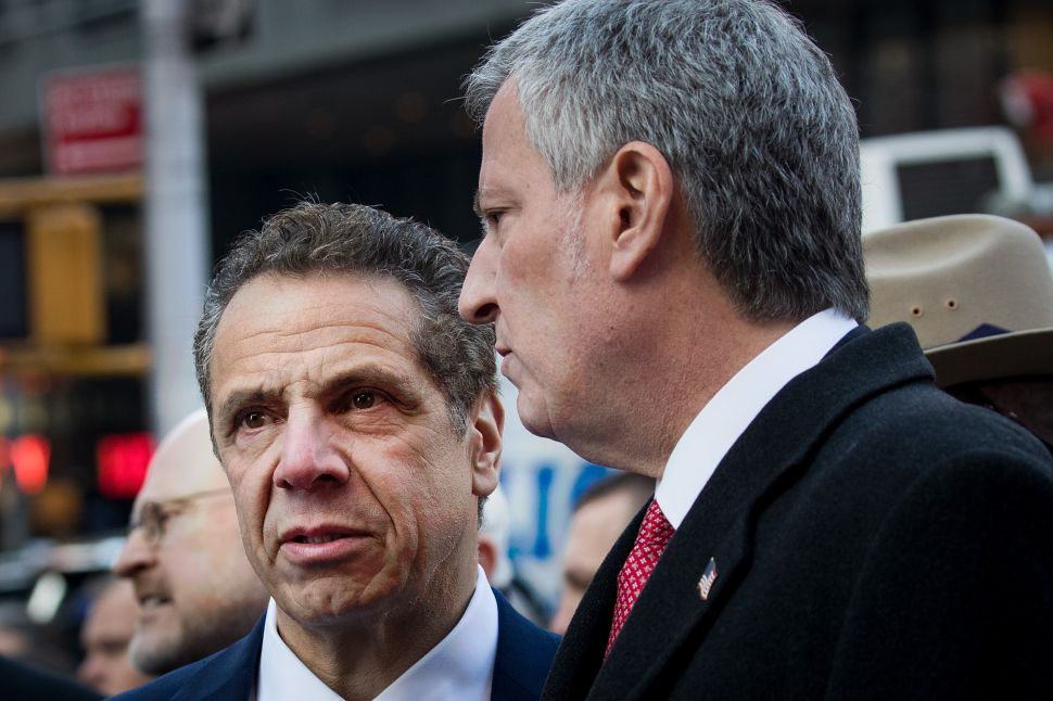 NYC's Subways Are Doomed Until Cuomo Forfeits Control