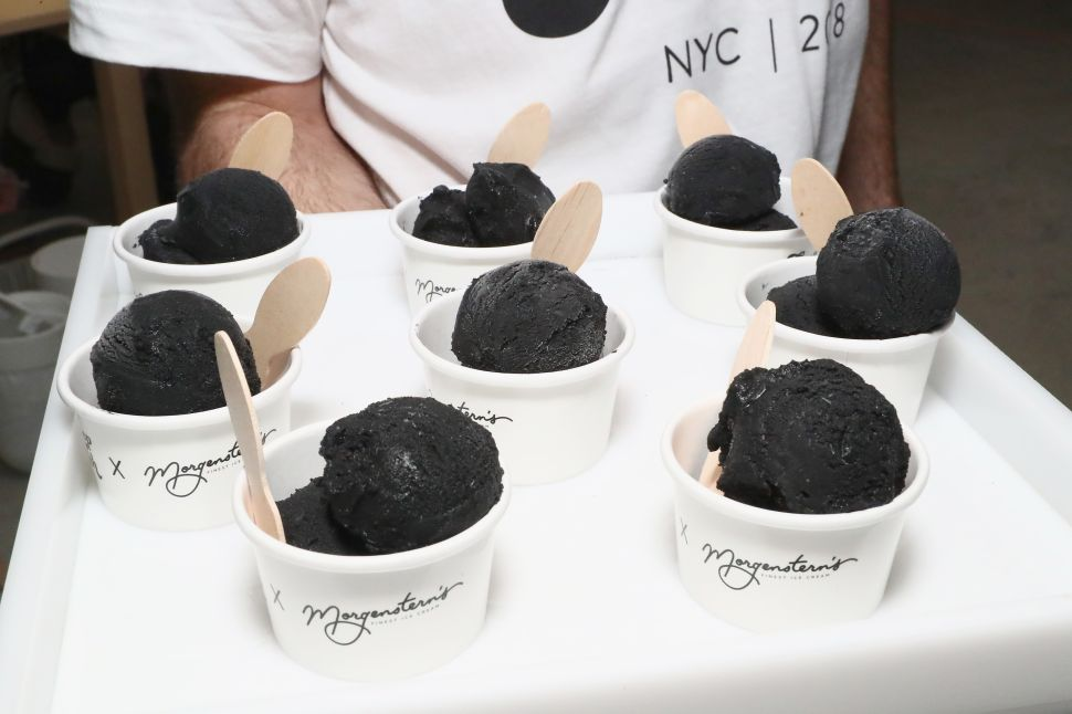 Bye-Bye Black Food: New York City Prohibits Activated Charcoal in Food and Drinks